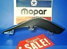 NEW OEM MOPAR 04-08 Chrysler Pacifica Rear Bumper RH Plastic Chrome Fascia