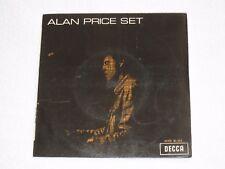 """ALAN PRICE SET SIMON SMITH AND THE AMAZING DANCING BEAR SPANISH """"PROMO"""" EP 7"""""""
