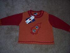 Nwt Boys Sergent Major Rocket Design Sweater Size 9 Months
