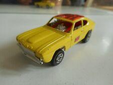 Corgi Juniors Ford Capri Dragster in Yellow