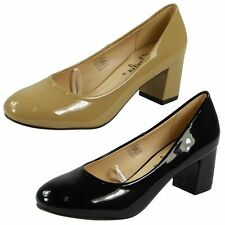 Mid Heel (1.5-3 in.) Court Synthetic Shoes for Women