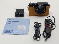 Olympus Sh-1 Stylus Digital Camera with Extras Near Mint Us Seller Free Shipping