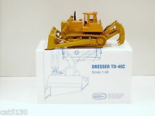 Dresser TD40C Dozer w/ Cab & Ripper - 1/48 - CCM - No Decals