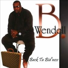 NEW Back Ta Bid'ness (Audio CD)
