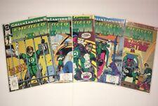 Green Lantern Emerald Dawn II   (DC 1991)   #1 2 3 4 6