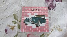 Vehicles Embroidery Card #12 Bernette Deco Brother Babylock Simplicity NEW
