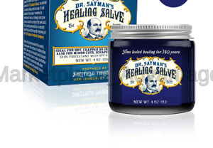 Dr. Sayman's Healing Salve – The Original Skin Care Ointment and Protectant/G...