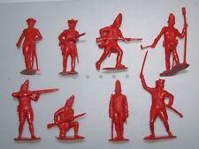 Unpainted Plastic British Vintage Toy Soldiers