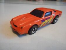 Hotwheels Camaro Z-28 in Orange