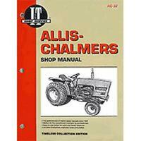 R4364 I & T Shop Manual Fits Allis-Chalmers