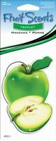 Paper Fresh Apple Hanging Tree Style Air Freshener for Car-Truck-Home etc.