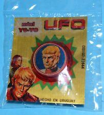 "UFO Gerry Anderson - Ed Bishop - Col. Edward ""Ed"" Straker MINI YO-YO TOY URUGUAY"