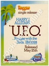 Harry J. All Stars ‎U.F.O. Reggae Blue Mountain Flyer 1973