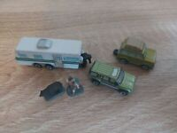 Galoob Micro Machines #37 Campers Collection