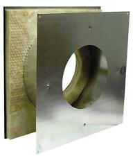 """NEW SELKIRK 206463 SURE TEMP 6"""" STOVE PIPE INSULATED WALL THIMBLE 2636520"""