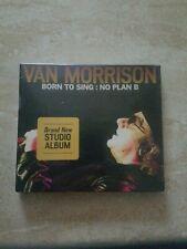 Van Morrison: Born To Sing: No Plan B(Brand New Studio Album, CD 2012)
