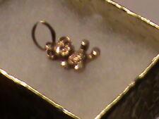 Beautiful 10k Gold  Bear Pendant
