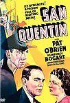 San Quentin * DVD * New * Humphrey Bogart * Free Shipping