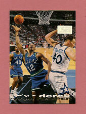 1993-1994 93-94 Stadium Club 1st Day Issue #192 Derek Harper First Basketball