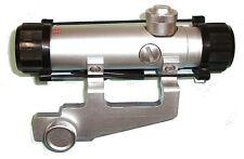 Scope 4X20 Ultralux Mini 14 Scope Silver SCO-50023N