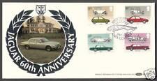 1982 BRITISH MOTOR CARS SET ON BENHAM BOCS 2 ( 15 ) FDC