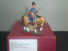 John Jenkins qfcav 01 caballería francesa batalla en las llanuras conjunto figura soldado de juguete