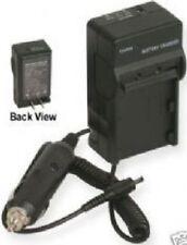 Charger for Canon ZR25MC ZR30MC ZR45MC ZR50MC ZR65 ZR65MC ZR70MC ZR85 ZR90 MV600
