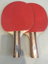 NEW! 2 Player Prince Ping Pong Paddles Table Tennis Rackets