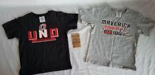 Set of 2 Toddler University of Nebraska Omaha Mavericks T-Shirts 2T 3T