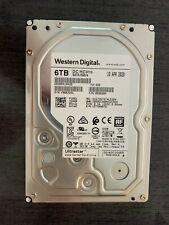 """WD Ultrastar DC HC310 6TB 7200 RPM 3.5"""" Internal Data Center Hard Disk Drive"""