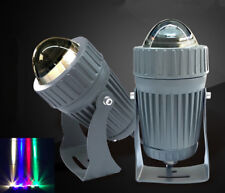 10W CREE LED Spot Lamp Outdoor Projection Light Pure White Long Range Floodlight