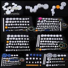 Plastic Gears Pulley Belt Worm Diy Rack Kits Crown Gear 11345875 Kinds