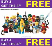 Lego Minifigure Series 16 71013 - Choose Your Favourite Minifigure