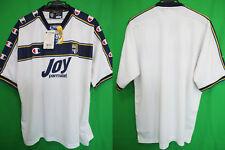 2001-2002 Parma Calcio AC Jersey Shirt Maglia Away parmalat Champion XL BNWT