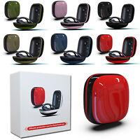For Beats Powerbeats Pro Silicone Cover Case Mirror Earphone Storage Box Mini