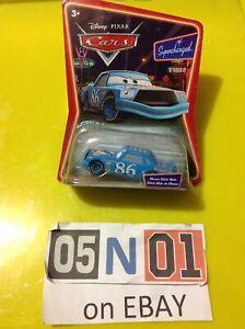 Disney Pixar Cars - Supercharged -Dinoco Chick Hicks New (FB01)