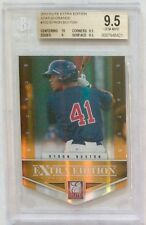 Byron Buxton 2012 Elite Extra Edition Status Orange Rookie RC BGS 9.5 10 GEM /10