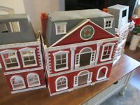 SYLVANIAN FAMILIES REGENCY HOTEL GRAND HOUSE OPENING PLAYSET