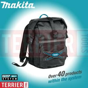 MAKITA ROLL-TOP ALL WEATHER BACKPACK E-05555