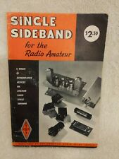 1965 Arrl Single Sideband For The Radio Amateur, 4Th Edition, 253 Pages