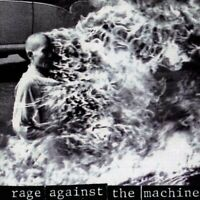 Rage Against The Machine - S/T (NEW CD)