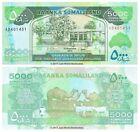 Somaliland 5000 Shillings 2011 P-21 Banknotes UNC