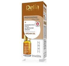 Delia Anti Wrinkle Serum Regenerating Face Neckline Argan Oil Anti Ageing 10ml