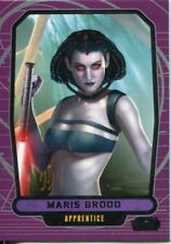 Star Wars Galactic Files Series 1 Base Card #195 Maris Brood