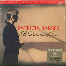 Patricia Barber - A Distortion Of Love  MFSL SACD (Hybrid, Stereo, Remastered)