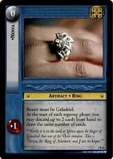 LoTR TCG Realms of the Elf Lords ROTEL Nenya 3R23