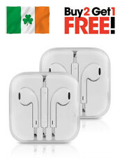 Earphones Ear Pods for Apple iPhone 4 5 6 7 8 10 Headset Headphones With Mic