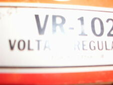 NEW STANDARD PLUS VOLTAGE REGULATOR PART #VR-102