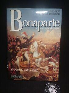 Livre - Napoleon Bonaparte - Campagne D'Egypte - Pygmalion