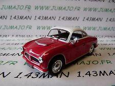 PL132 VOITURE 1/43 IXO IST déagostini POLOGNE : AWZ P70 coupé